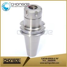 """CNC milling machine parts CAT40-ER25-2.76"""""""