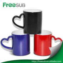 Wholesale color changing mugs sublimation mugs printing