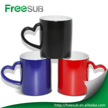 Wholesale color changing mugs sublimation mugs printing
