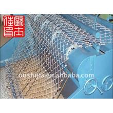 CHAUD!! Chain Link Fence pour aire de jeux et clôture pour terrain de volley et clôture de terrain cloture temporaire