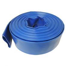 Landwirtschaftliche Bewässerung PVC-Wasserschlauch flach verlegen