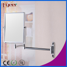 Fyeer Double Side Magnifying Rectangle Makeup Mirror (M4218)
