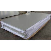 Hoja de aluminio del precio de fábrica 1050 1100 para la placa de identificación