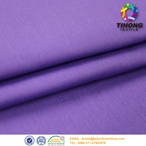 twill fabric for uniform