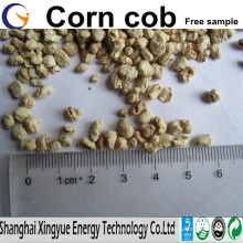 Factory supply corn cob meal/corn cob granule