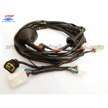 Toyota and Nissan wire assembly