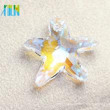colgante de cuentas de cristal al por mayor de alta calidad para la joyería