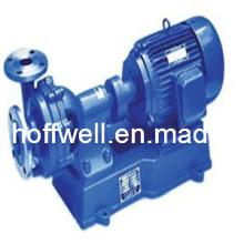 Pompe centrifuge chimique d'acier inoxydable de FB
