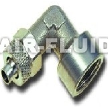 BSPT Elbow Female Adaptor Rapid Push-over Tubing Fittings