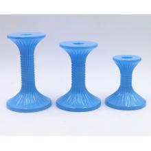long stem glass votive candle holder sets