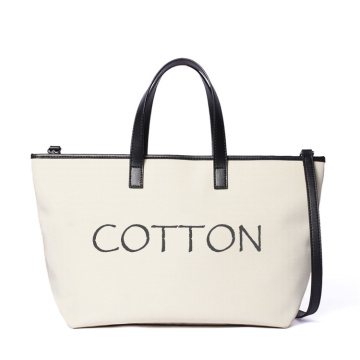 Eco Quality Printed Canvas Tote Bag med logo