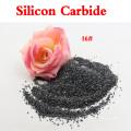 Partículas de carburo de silicio negro de alta dureza para arenado / rotulación