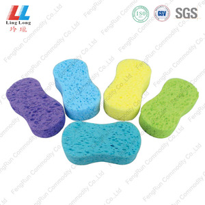 Seaweed Colorful Washing Sponge