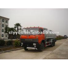 Dongfeng camión cisterna químico para la venta