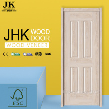 JHK 4 Panel Laminate Wood Door Design
