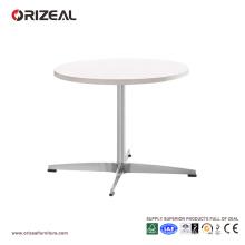 Petite table d'appoint ronde Orizeal, table d'angle pour les ensembles de salon (OZ-OTB017)