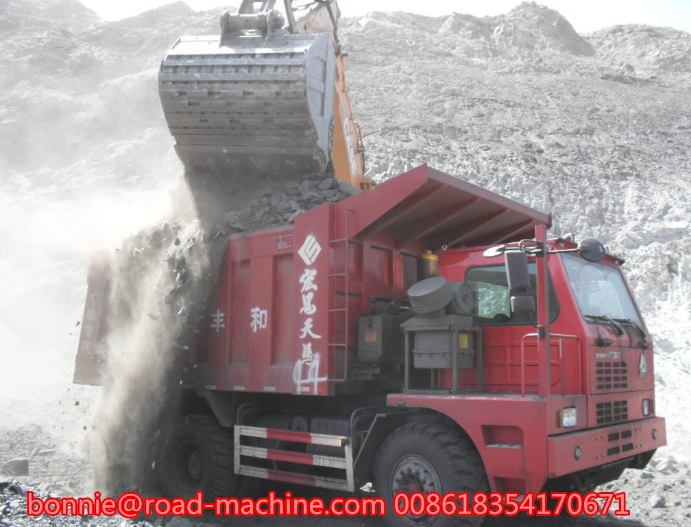 dump truck 09