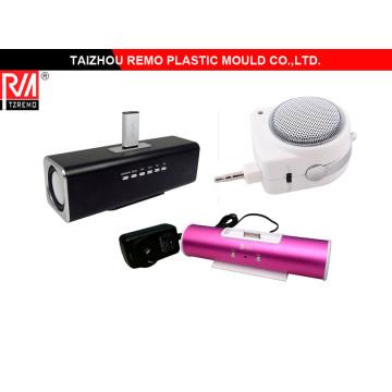 Molde de caja de plástico moda sonido