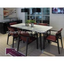 Marble Wood Table Furniture (E-34)