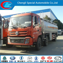 Hot Sale Chemical Truck Factory Direct Fuel Tank Truck 6X2 Dongfeng Oil Tank Truck Dimension