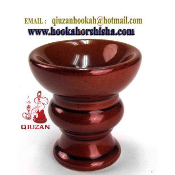 Tazón de cerámica de alta calidad Hookah Shisha cabeza de arcilla por mayor
