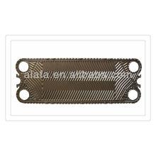 Relacionados con la VT20 316L intercambiador de calor de placa, placa y marco de intercambiador de calor