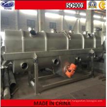 Secador de leito fluidizado para indústria alimentícia