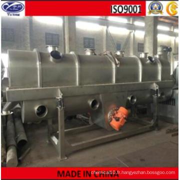 Machine de séchage par lit vibrant vibrant de chlorure d'ammonium