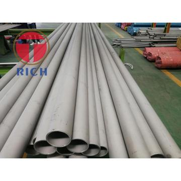 Pipa Stainless Steel Seamless Welded untuk Industri Mesin