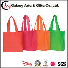 para compras plegable del bolso de compras plegable no tejido reciclado bolsa