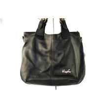 China Customized Hot Fashion Leather Handbag / Fashion Cheap Wholesale Genuine Leather Woman′s Bag