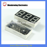 3 digits 7-Segment digital LED display tube digital number display