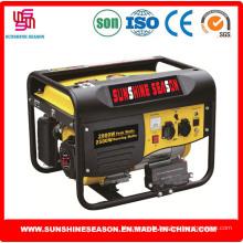 Typ SP Benzin Generatoren Sp3500e für zu Hause & Outdoor-Stromversorgung