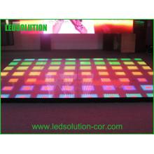 Barras P16, Tela de LED para chão de discoteca