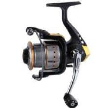 Articles de pêche pas cher peu profond en Aluminium bobine Spinning Reel Moulinet