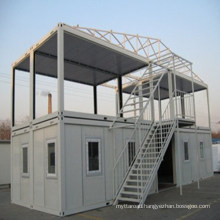 Light Steel Prefabricated House with Energy-Saving