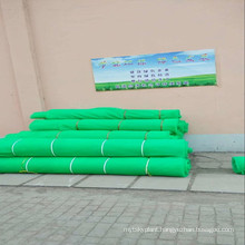 90g Green Plastic Safety Fence For Building Construction