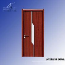 Diseño interior Puerta de pintura de chapa de madera maciza