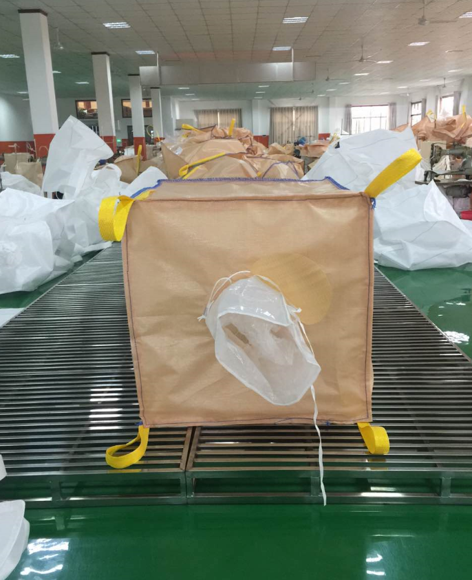 Chemical Industry Pp Bulk Bags