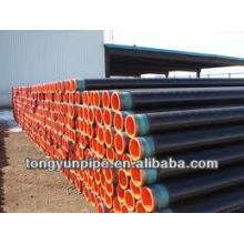 Tuyau en acier inoxydable A53 de haute qualité