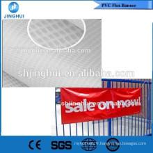 Les bâches de publicité de 260g-680g ont employé la bannière de PVC pour des affiches