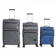 Ultra Light Soft Spinner Carry On Luggage Set