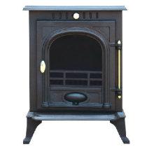 Fireplace (FIPA025) Room Heater, Cast Iron Wood Burning Stove