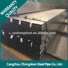 Hohlquadrat Stahlrohr / quadratisches Stahlrohr für Industrieverbrauch