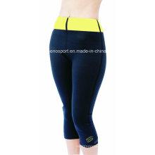 Hot Body Shapers neopreno adelgazamiento pantalones para las mujeres (SNNP02)