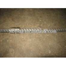 32mm Rebar Coupler tensile strength above 630mpa
