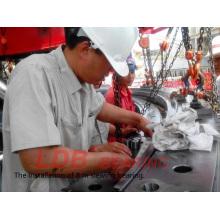 Círculo de giro del cojinete de giro para la ensacadora de excavadora de rueda de cangilones 260