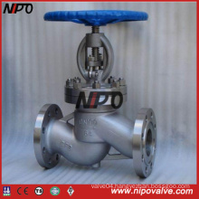 Stainless Steel Bellow Sealed Globe Valve