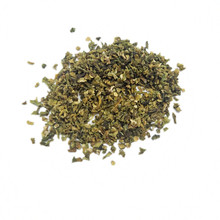 High Quality 3mm Dehydrated Green Bell Pepper Flakes