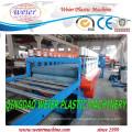 Пластичное машинное оборудование с высокой Автоматический для ПВХ коры пены celuka лист экструзии линии
